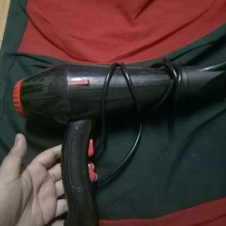 Heavy duty hair blower