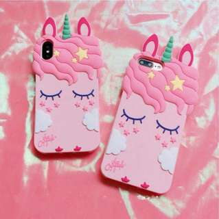 ✅Cute Pink Cartoon Unicorn ✅Character Case 👇🏿 👉IPHONE🦄 📱5g/5s/SE 📱6g/6s 📱6plus 📱7g/8g 📱7+/8+ 📱Iphone X  👉SAMSUNG🦄 📱J2prime 📱J7prime 📱GrandPrime 📱J7-2015 📱J7-Core 📱J5-2015 📱J5-2016 Php250