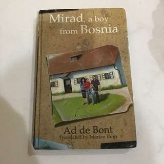 Mirad, a boy from Bosnia <Longman>