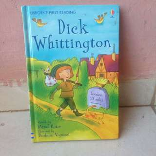 Buku Dongeng Dick Wittington
