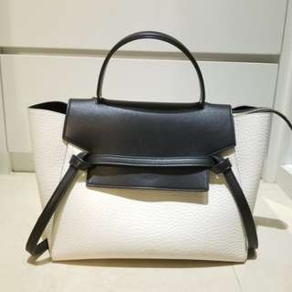 CELINE black belt tote