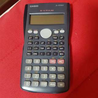 Casio Calculator 10 digit scientific calculator