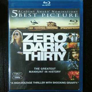 Zero dark thirty Blu Ray Movies