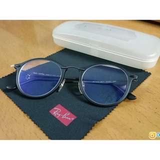眼鏡 Rayban Light Ray RB7073 2077 Size47 Made in Italy