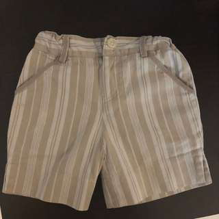 Chateau De Sable boys shorts for toddler size 24 months