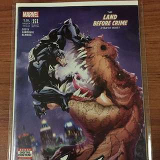 Marvel Venom #151 Direct Edition