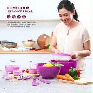 Home Cook Lets Cook and Bake