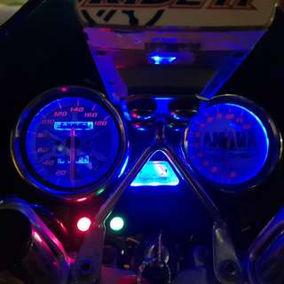 Customised of rxz caty meter