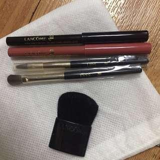 🚚 蘭蔻 刷具唇線筆眼線筆