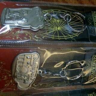 singapore keychain (Orginal)
