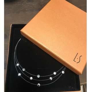 鈦金屬 防敏感頸鏈 L.S collection