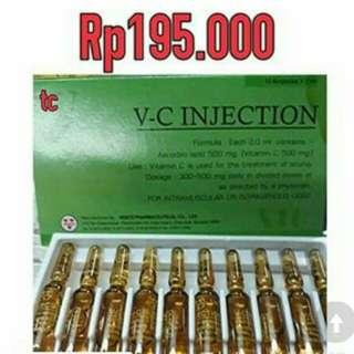 Serum injection