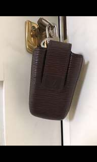 Key chain LV authentic