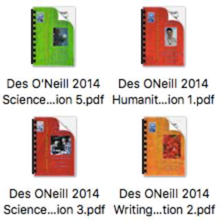Des O'Neill GAMSAT Full Course