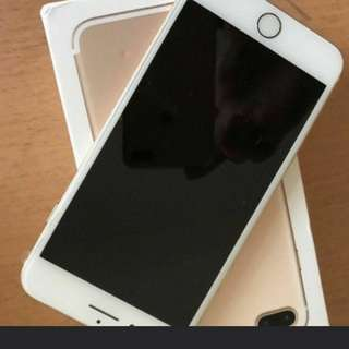 iPhone 7 plus 256 , 少少花, 想買iPhone X, 所以賣, 係apple 換咗全新電, 非誠勿擾