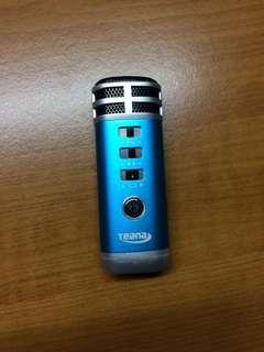 Karaoke mini mic