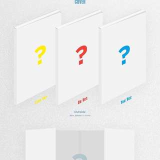 GOT7 8th Mini Album : EYES ON YOU