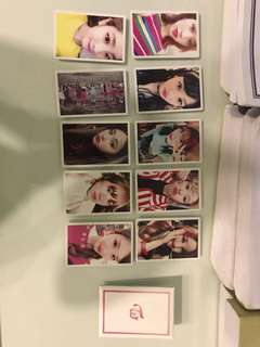 TWICE SIGNAL PHOTOCARDS