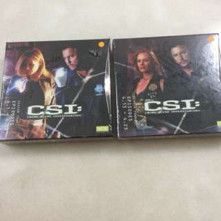 CSI season 4 ( episodes 1-23)