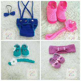 Made to order crochet items