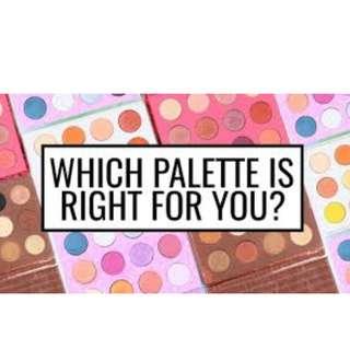 (買3盒包順豐) 全新正貨 Colourpop  12色眼影盤 Pressed Powder Shadow Palette colorpop 眼影盤