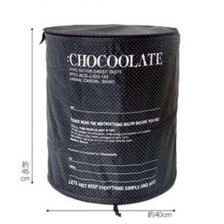 Chocoolate laundry bag