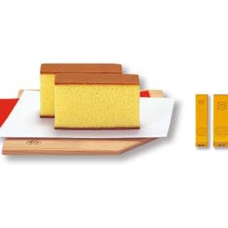 日本代購-福砂屋蜂蜜蛋糕