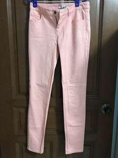 F21 Peach Jeans