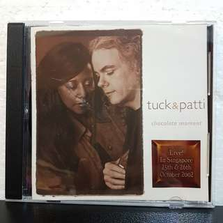 CD》Tuck & Patti - Chocolate Moment