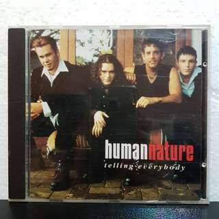 CD》Human Nature - Telling Everybody
