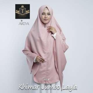 Khimar Jumbo Layla