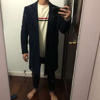 ASOS Wool Mix Overcoat 大褸 長褸
