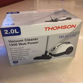 Thomson vacuum cleaner