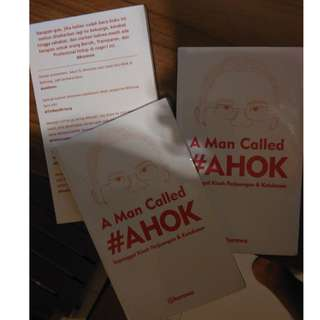 D08 Buku Man Called Ahok