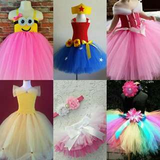Made to order tutu dress