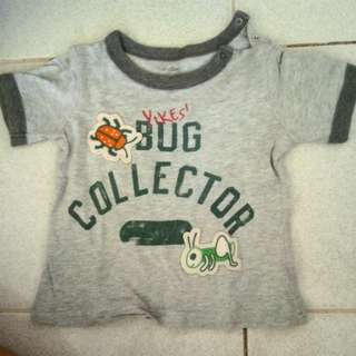 Bug collector tshirt