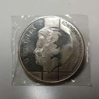 荷蘭比利時盧森堡紀念銀幣