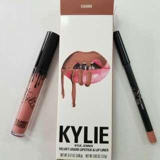 Charm Velvet Kylie Lip Kit