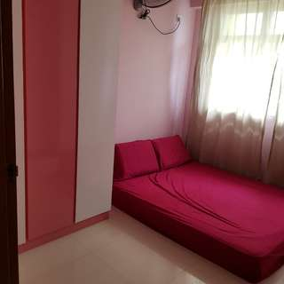 443A Fajar road room rental