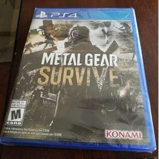 (BN) Metal Gear Survive