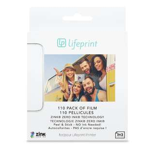 (全新) Lifeprint Apple iPhone 相片 打印機 相紙 Photo Printer Paper