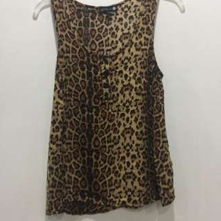 Cotton On leopard print