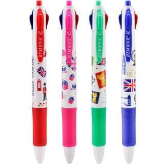 4 in 1 Pen