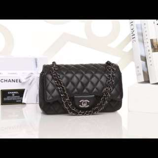 Chanel with box