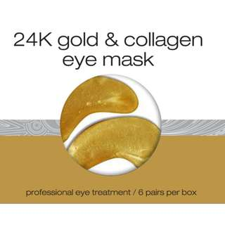 Lonvitalite 24K Gold Collagen Eye Mask