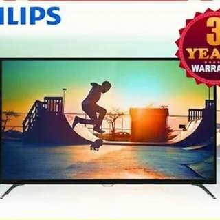 Philips 50inch 4k smart tv