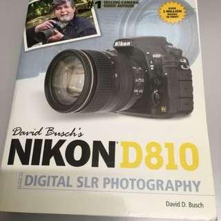 Nikon D810 Guide