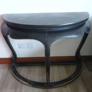 Chinese Hall Table
