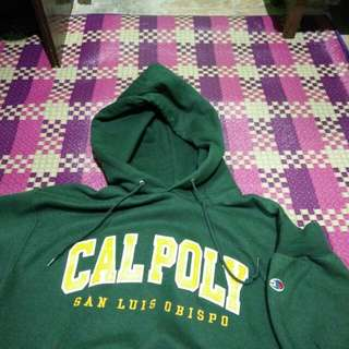 Champion Hoodie CAL POLY
