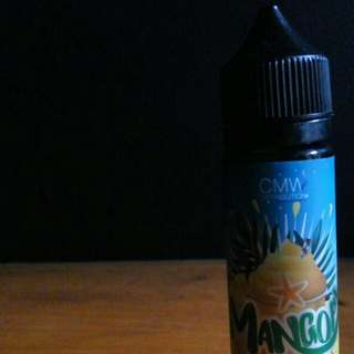 E-Liquid for vape Mangopy - frozen mango 60ml/3mg